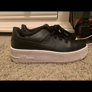 Nike Air Force One's Platform